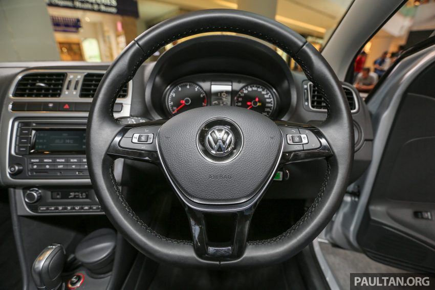 Volkswagen Vento launched – facelifted Polo Sedan, 1.2 TSI, DSG, ESP; RM80,646 to RM94,461 Image #495684