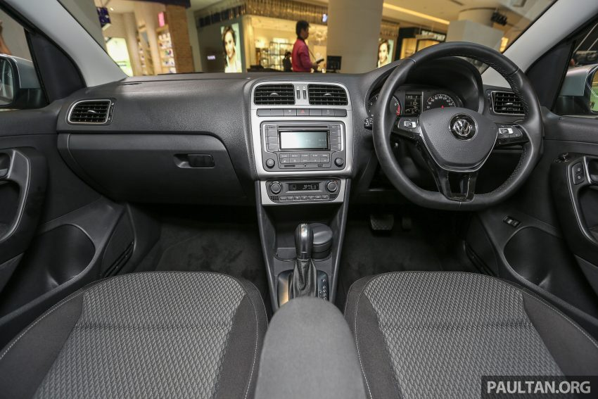 Volkswagen Vento launched – facelifted Polo Sedan, 1.2 TSI, DSG, ESP; RM80,646 to RM94,461 Image #495707