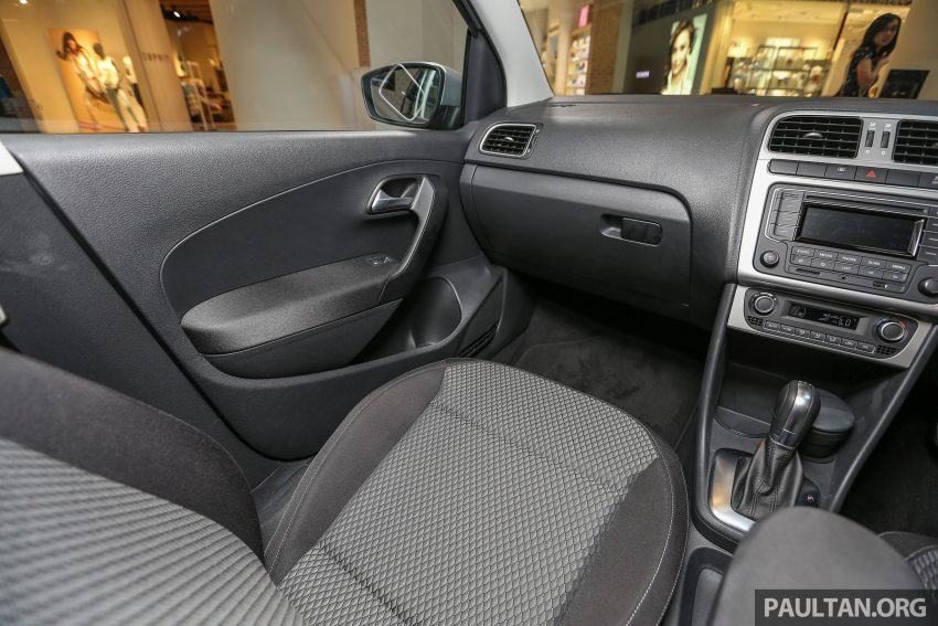 Volkswagen Vento launched – facelifted Polo Sedan, 1.2 TSI, DSG, ESP; RM80,646 to RM94,461 Image #495708