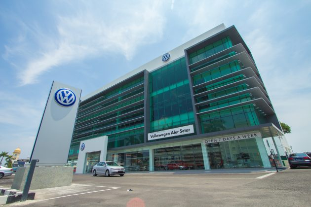 Volkswagen Alor Setar 3S Centre