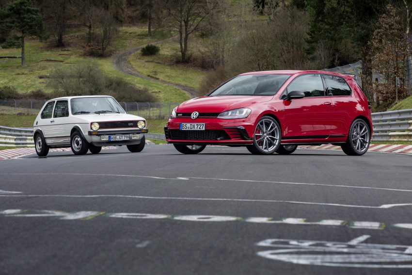 Volkswagen Golf GTI Clubsport S revealed – 310 PS hot hatch breaks Civic Type R Nurburgring record Image #487512