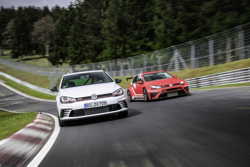 Volkswagen Golf GTI Clubsport S revealed – 310 PS hot hatch breaks Civic Type R Nurburgring record Image #487514