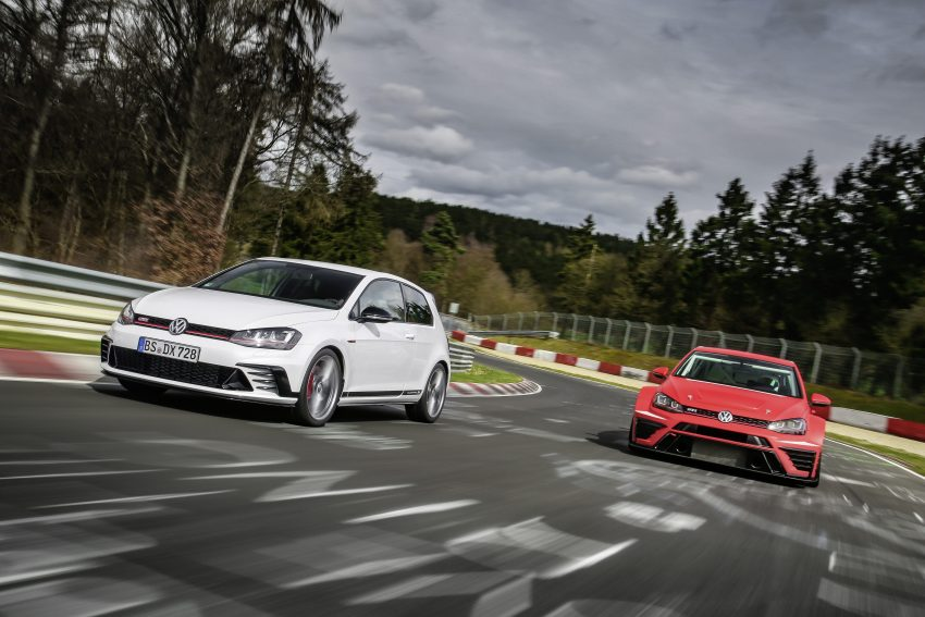 Volkswagen Golf GTI Clubsport S revealed – 310 PS hot hatch breaks Civic Type R Nurburgring record Image #487515