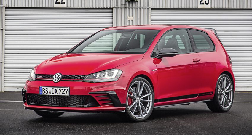 Volkswagen Golf GTI Clubsport S revealed – 310 PS hot hatch breaks Civic Type R Nurburgring record Image #487520