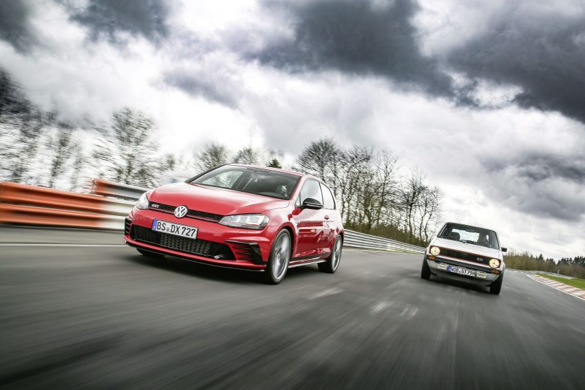 Volkswagen Golf GTI Clubsport S revealed – 310 PS hot hatch breaks Civic Type R Nurburgring record Image #487508