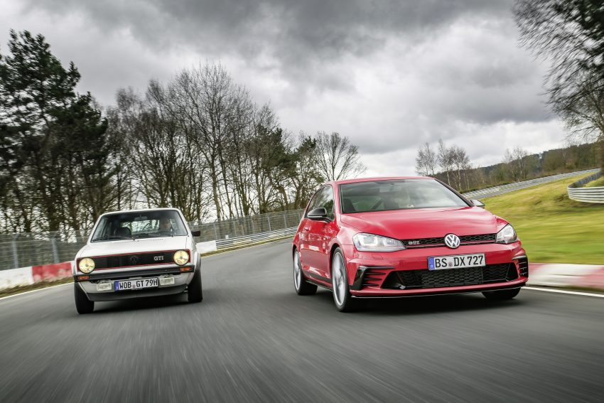 Volkswagen Golf GTI Clubsport S revealed – 310 PS hot hatch breaks Civic Type R Nurburgring record Image #487510