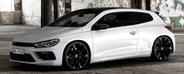 Volkswagen Scirocco R Black Style-03