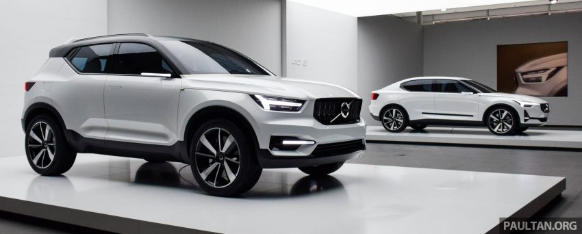 """Why do EVs have to be ugly? Ours will be beautiful"" – Volvo R&D VP on the brand's electrification plans Image #497501"