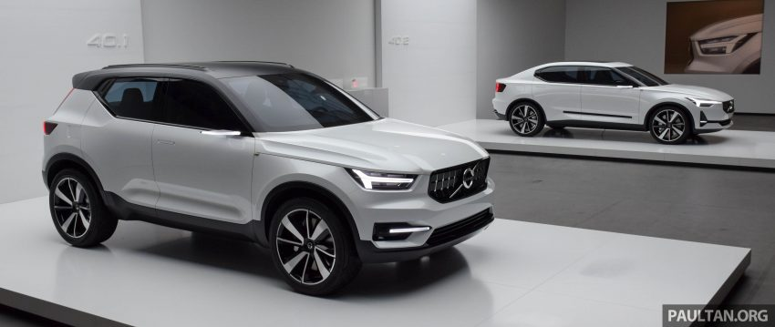 """Why do EVs have to be ugly? Ours will be beautiful"" – Volvo R&D VP on the brand's electrification plans Image #497512"