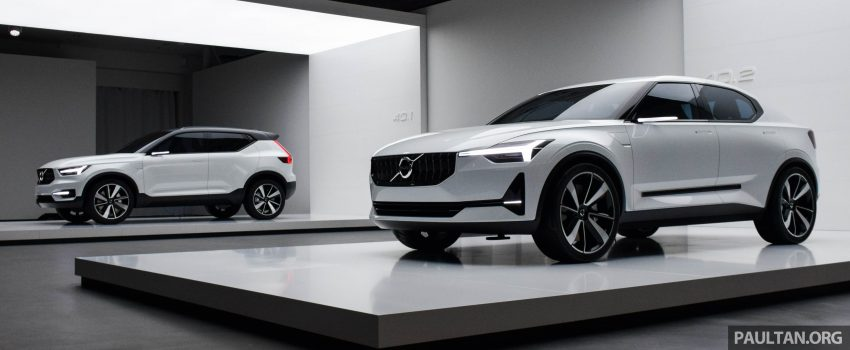 """Why do EVs have to be ugly? Ours will be beautiful"" – Volvo R&D VP on the brand's electrification plans Image #497503"