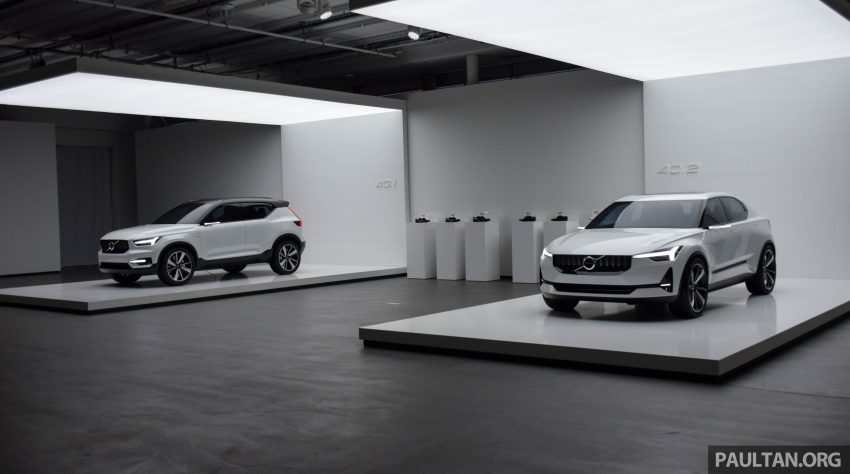 """Why do EVs have to be ugly? Ours will be beautiful"" – Volvo R&D VP on the brand's electrification plans Image #497504"