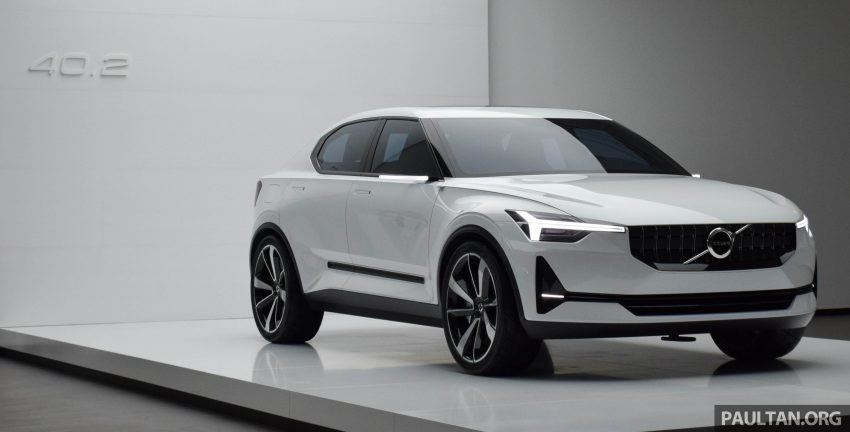 """Why do EVs have to be ugly? Ours will be beautiful"" – Volvo R&D VP on the brand's electrification plans Image #497506"