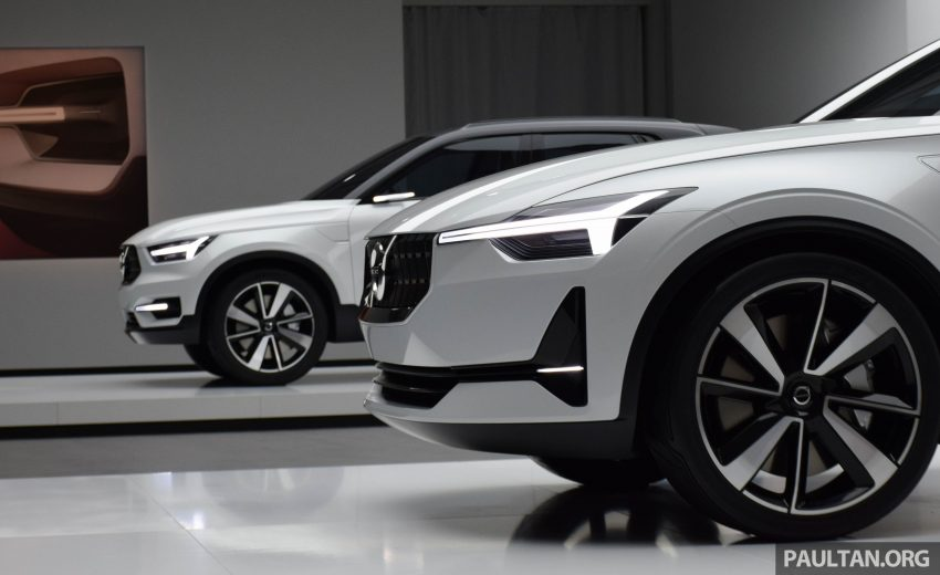 """Why do EVs have to be ugly? Ours will be beautiful"" – Volvo R&D VP on the brand's electrification plans Image #497510"