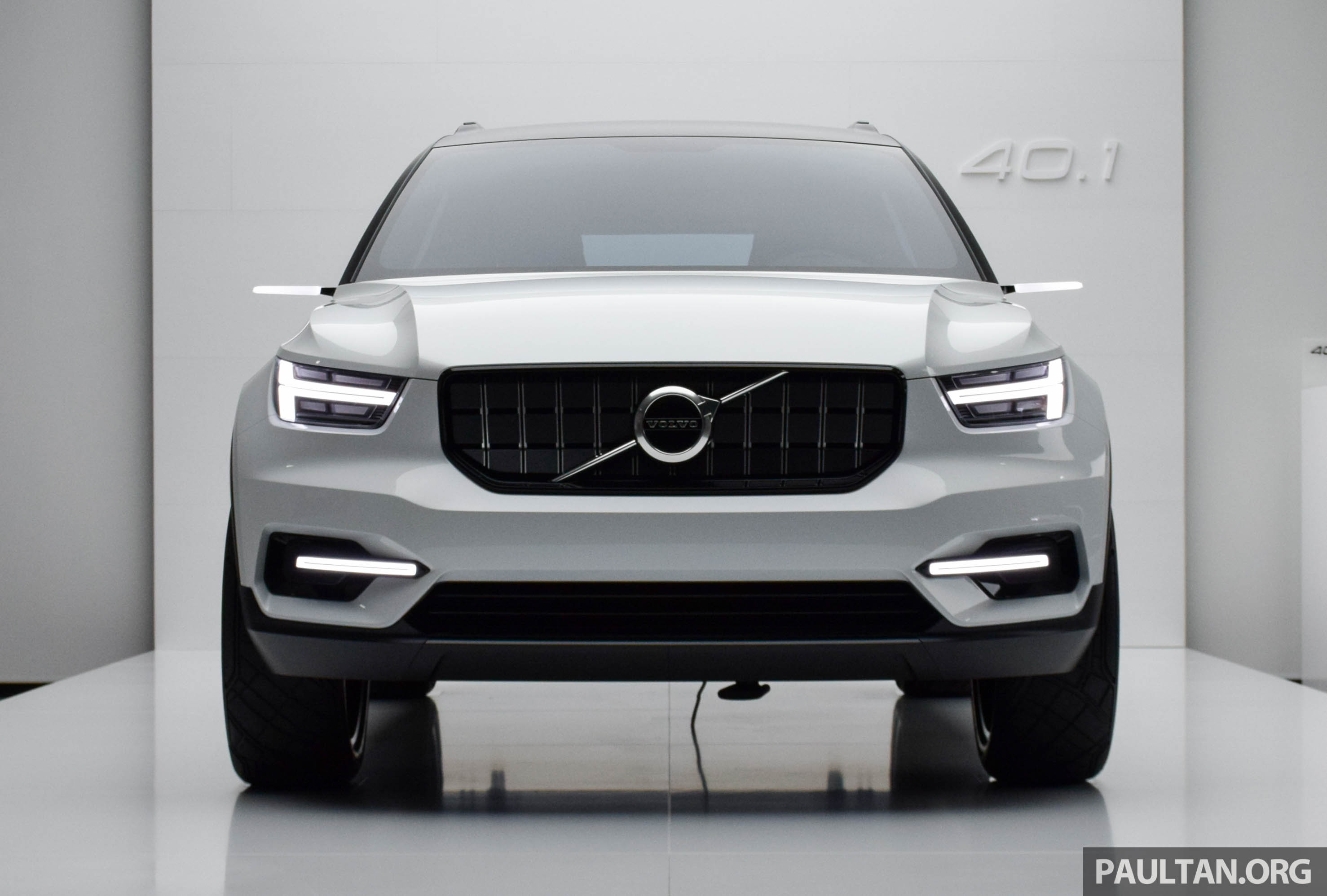 Gallery Volvo 40 1 Concept Previews All New Xc40 Image 497362