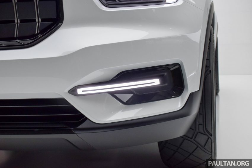 GALLERY: Volvo 40.1 concept previews all-new XC40 Image #497372