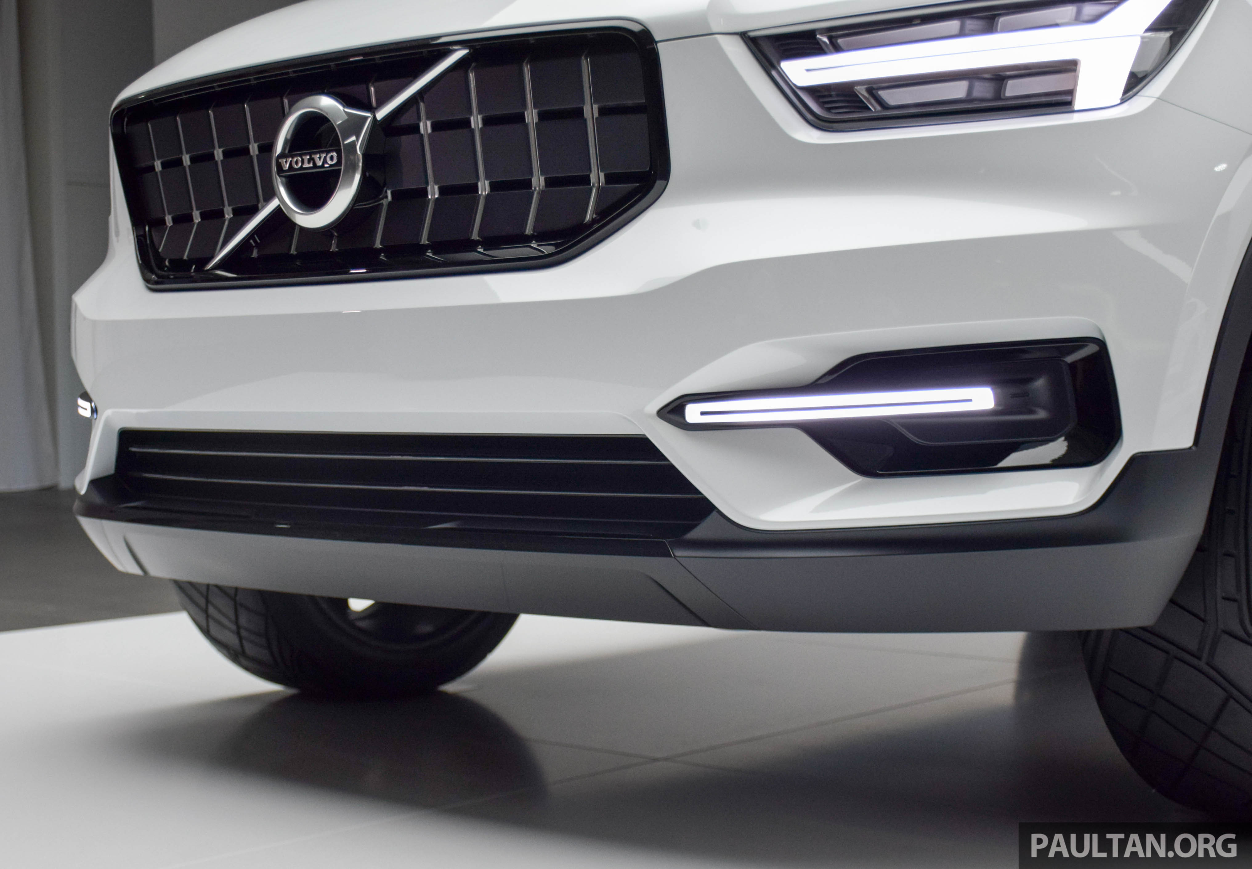 Gallery Volvo 40 1 Concept Previews All New Xc40 Image 497373