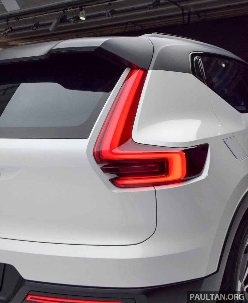 GALLERY: Volvo 40.1 concept previews all-new XC40 Image #497375