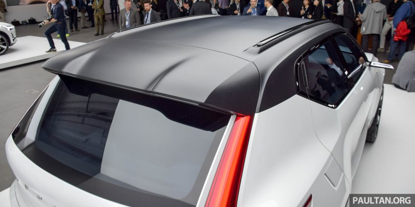 GALLERY: Volvo 40.1 concept previews all-new XC40 Image #497378