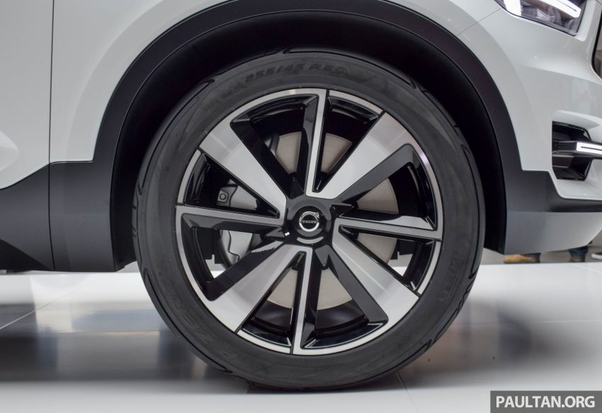GALLERY: Volvo 40.1 concept previews all-new XC40 Image #497379