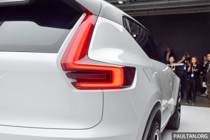 GALLERY: Volvo 40.1 concept previews all-new XC40 Image #497391