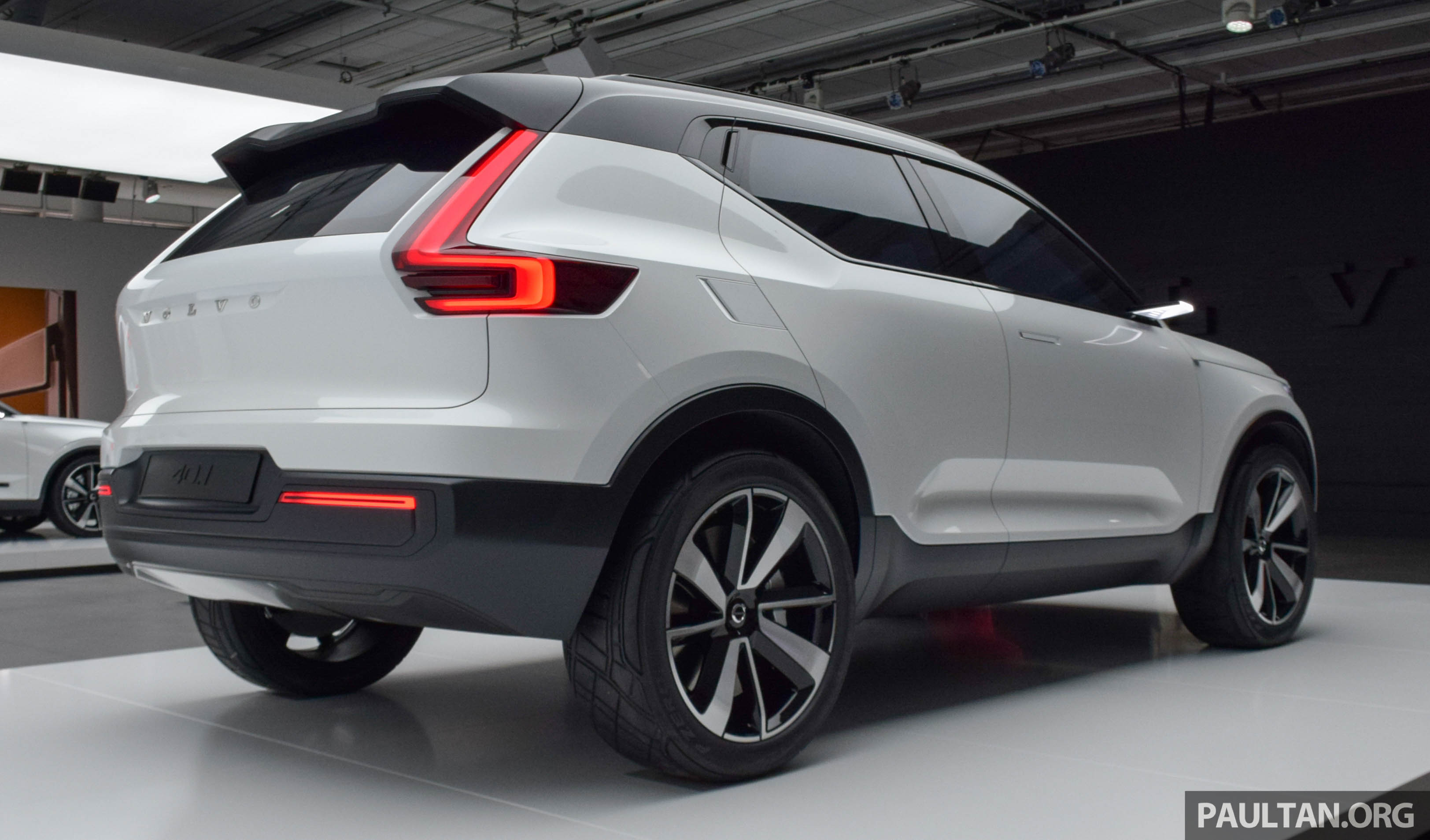 Gallery Volvo 40 1 Concept Previews All New Xc40 Image 497368