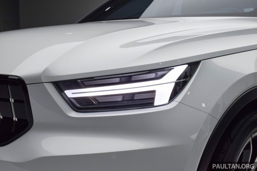 GALLERY: Volvo 40.1 concept previews all-new XC40 Image #497370
