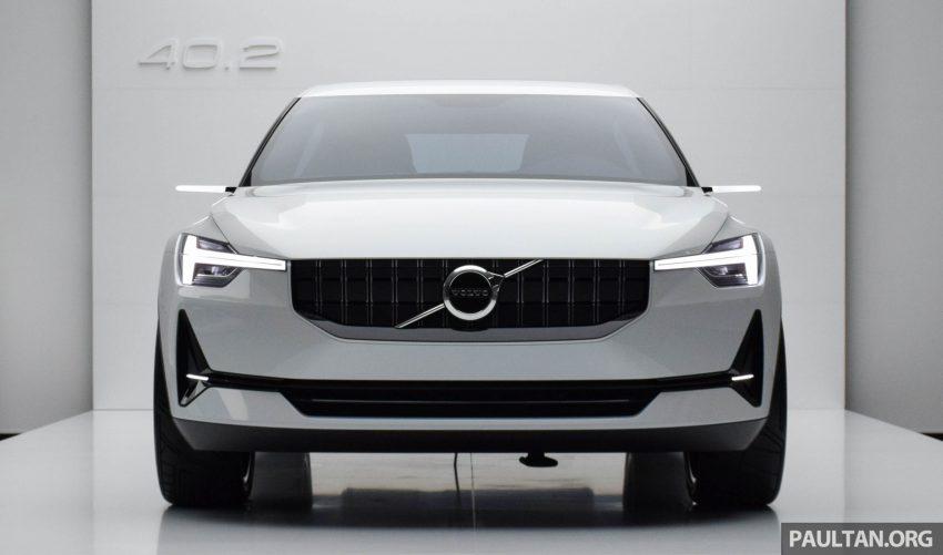 GALLERY: Volvo 40.2 concept previews next-gen S40? Image #497430