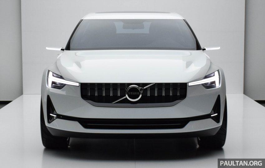 GALLERY: Volvo 40.2 concept previews next-gen S40? Image #497431
