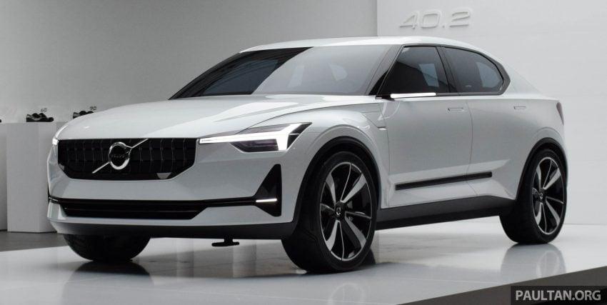 GALLERY: Volvo 40.2 concept previews next-gen S40? Image #497432