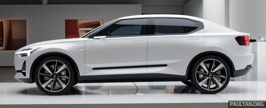 GALLERY: Volvo 40.2 concept previews next-gen S40? Image #497434