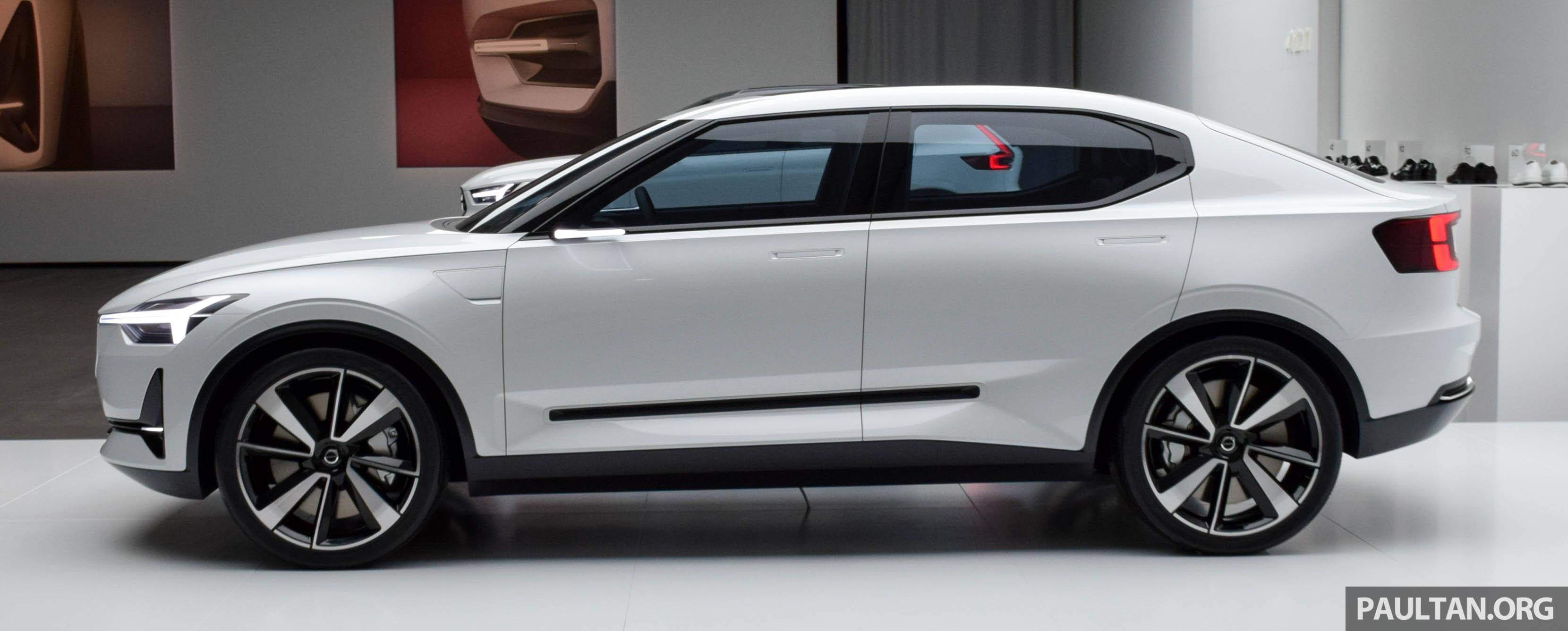 Gallery Volvo 40 2 Concept Previews Next Gen S40 Image