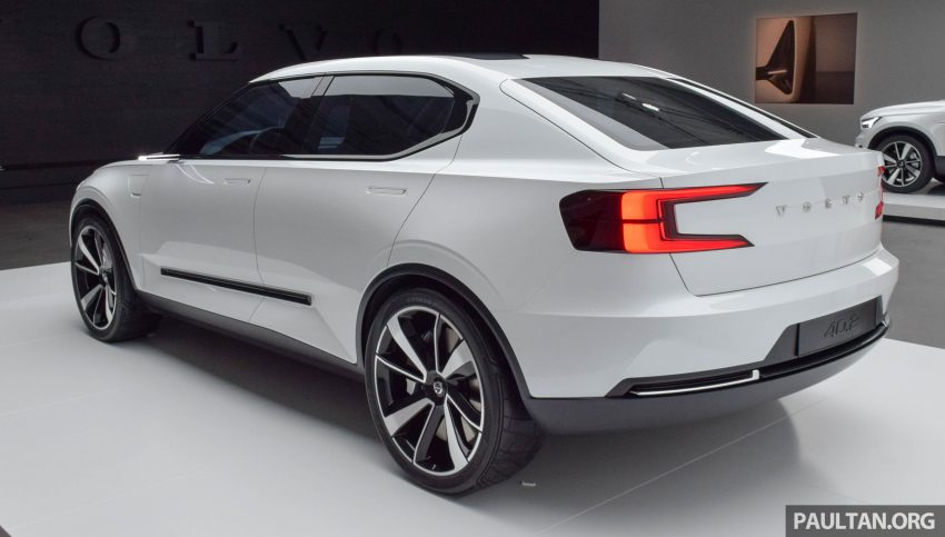 GALLERY: Volvo 40.2 concept previews next-gen S40? Image #497437