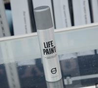 Volvo Life Paint launch-9