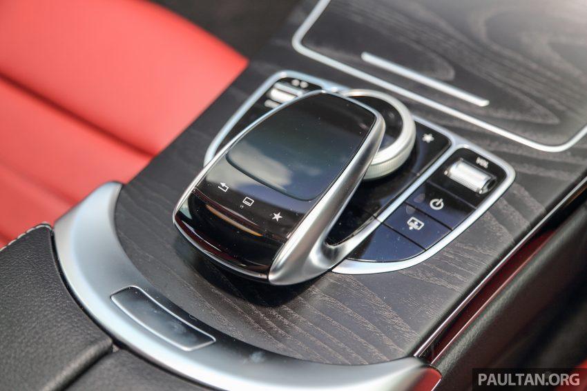GALLERY: Mercedes-Benz C300 Coupe vs sedan Image #495947