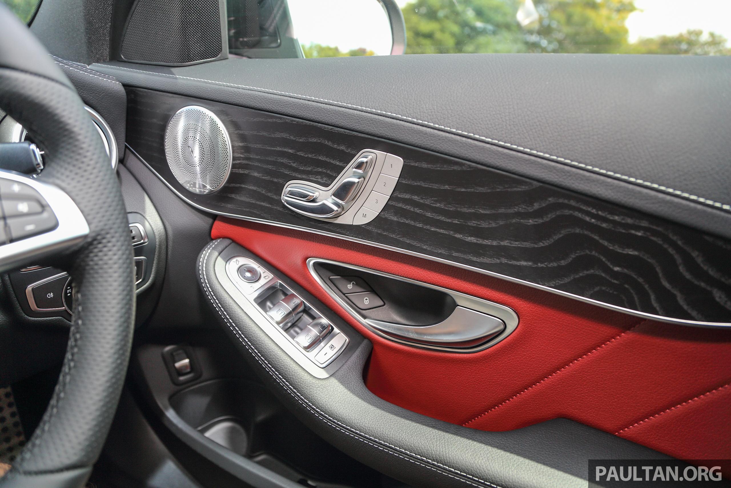 GALLERY: Mercedes-Benz C300 Coupe Vs Sedan Paul Tan