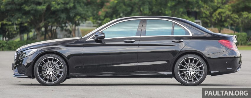 GALLERY: Mercedes-Benz C300 Coupe vs sedan Image #495933