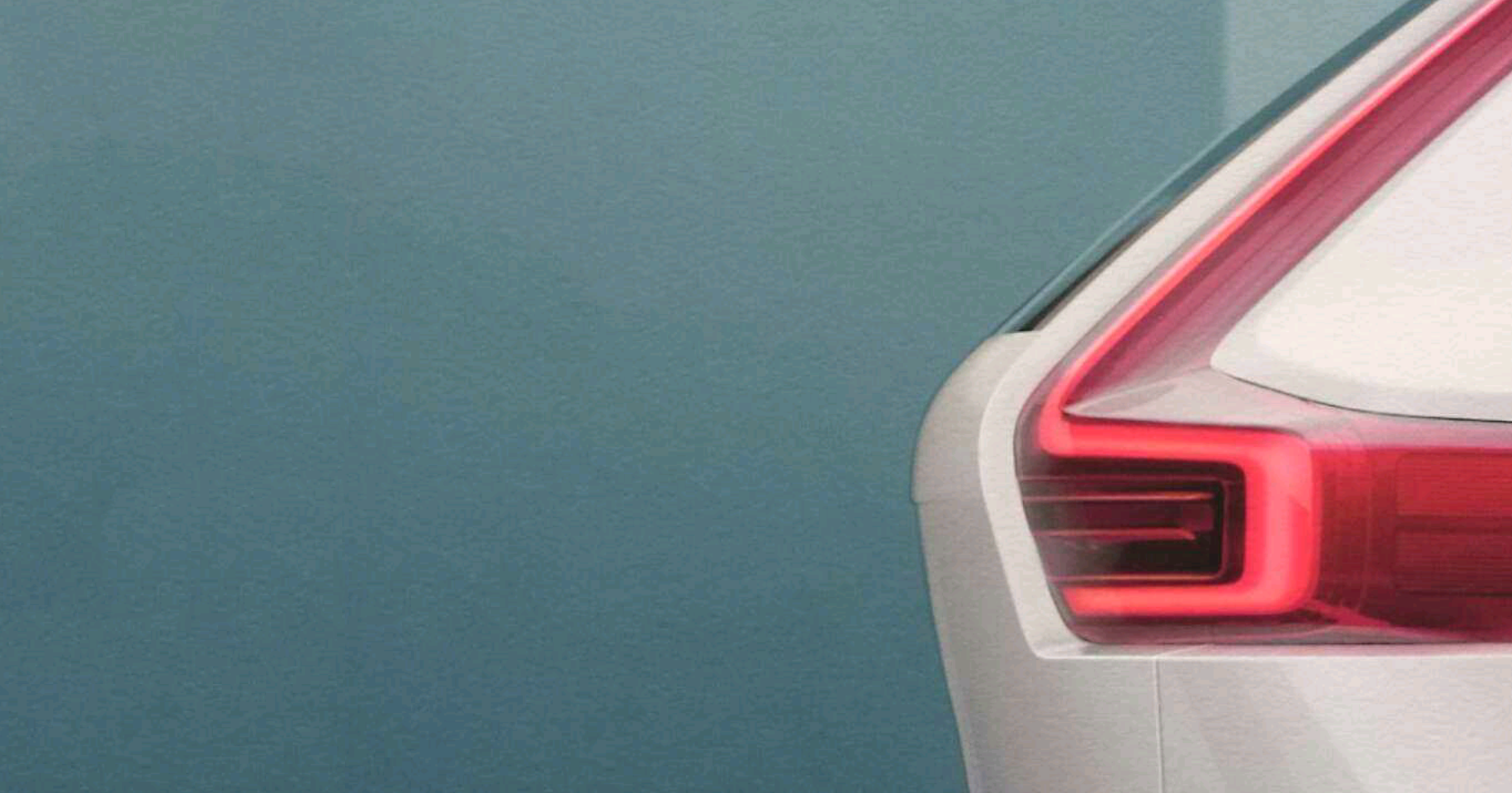 Volvo XC40 concept teased again as a plug-in hybrid
