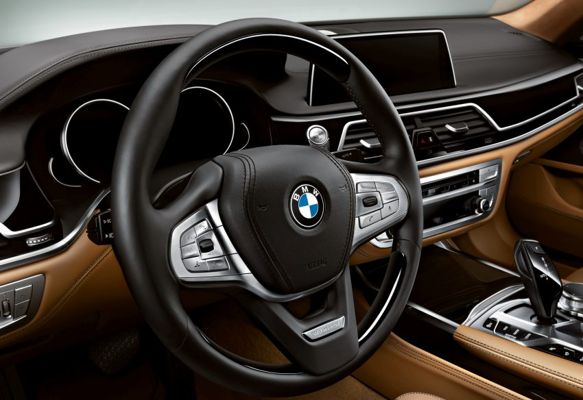 BMW 750Li Celebration Edition Individual for Japan Image #501064