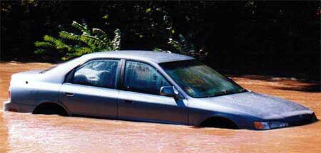 Perparitan yang kurang efisien punca banjir – kerajaan Image #493674