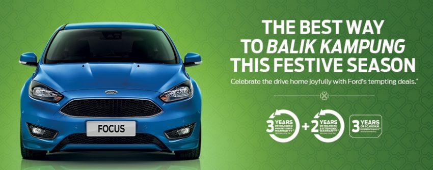 Ford and SDAC announce festive promotions for Raya Image #501530