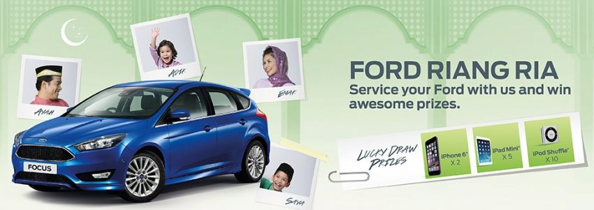 Ford and SDAC announce festive promotions for Raya Image #501531