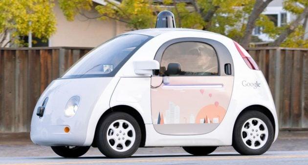 google self driving 1