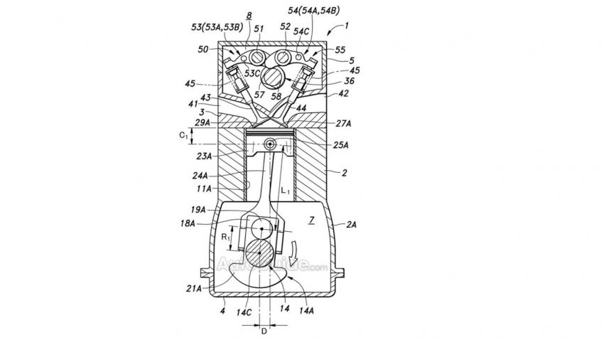 honda patenting variable cylinder displacement tech reciprocating motion diagram reciprocating motion diagram reciprocating motion diagram reciprocating motion diagram