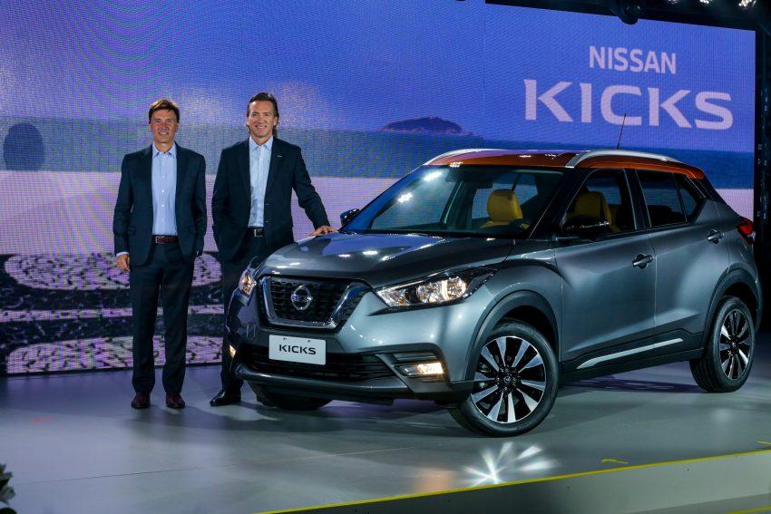 VIDEO: Nissan Kicks 2016 – sebuah lagi pencabar Honda HR-V dalam pasaran SUV segmen-B Image #490308
