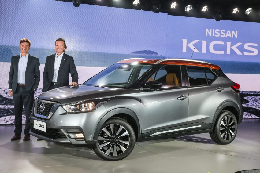 VIDEO: Nissan Kicks 2016 – sebuah lagi pencabar Honda HR-V dalam pasaran SUV segmen-B Image #490306