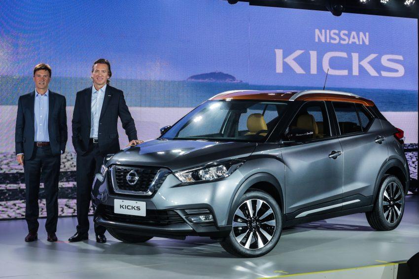 VIDEO: Nissan Kicks 2016 – sebuah lagi pencabar Honda HR-V dalam pasaran SUV segmen-B Image #490305