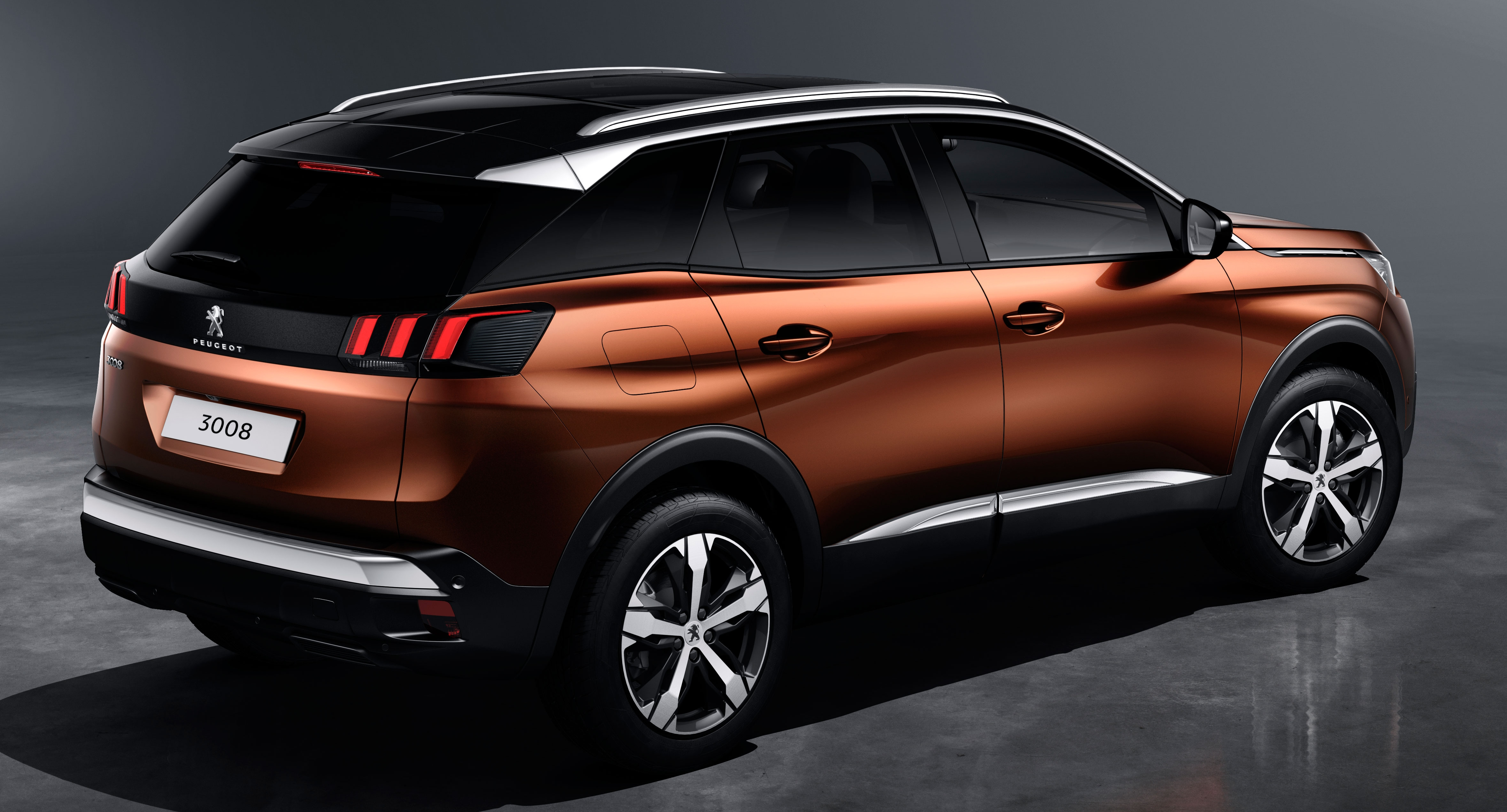 Suv >> Peugeot 3008 – second-gen SUV debuts in Paris Paul Tan - Image 497477