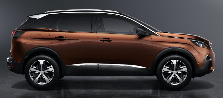 Peugeot 3008 – second-gen SUV debuts in Paris Image #497476