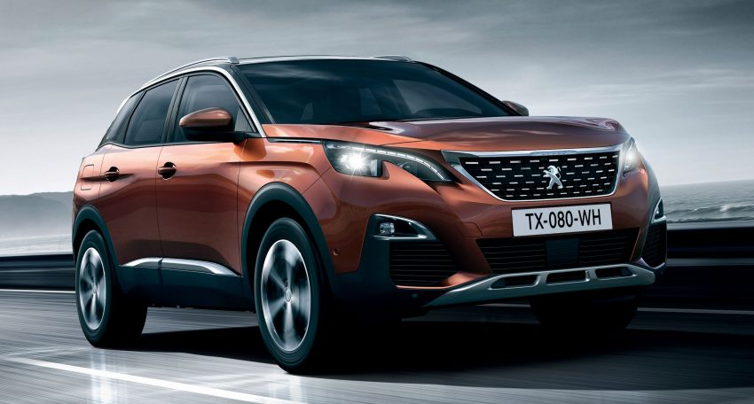 Peugeot 3008 – second-gen SUV debuts in Paris Image #497473