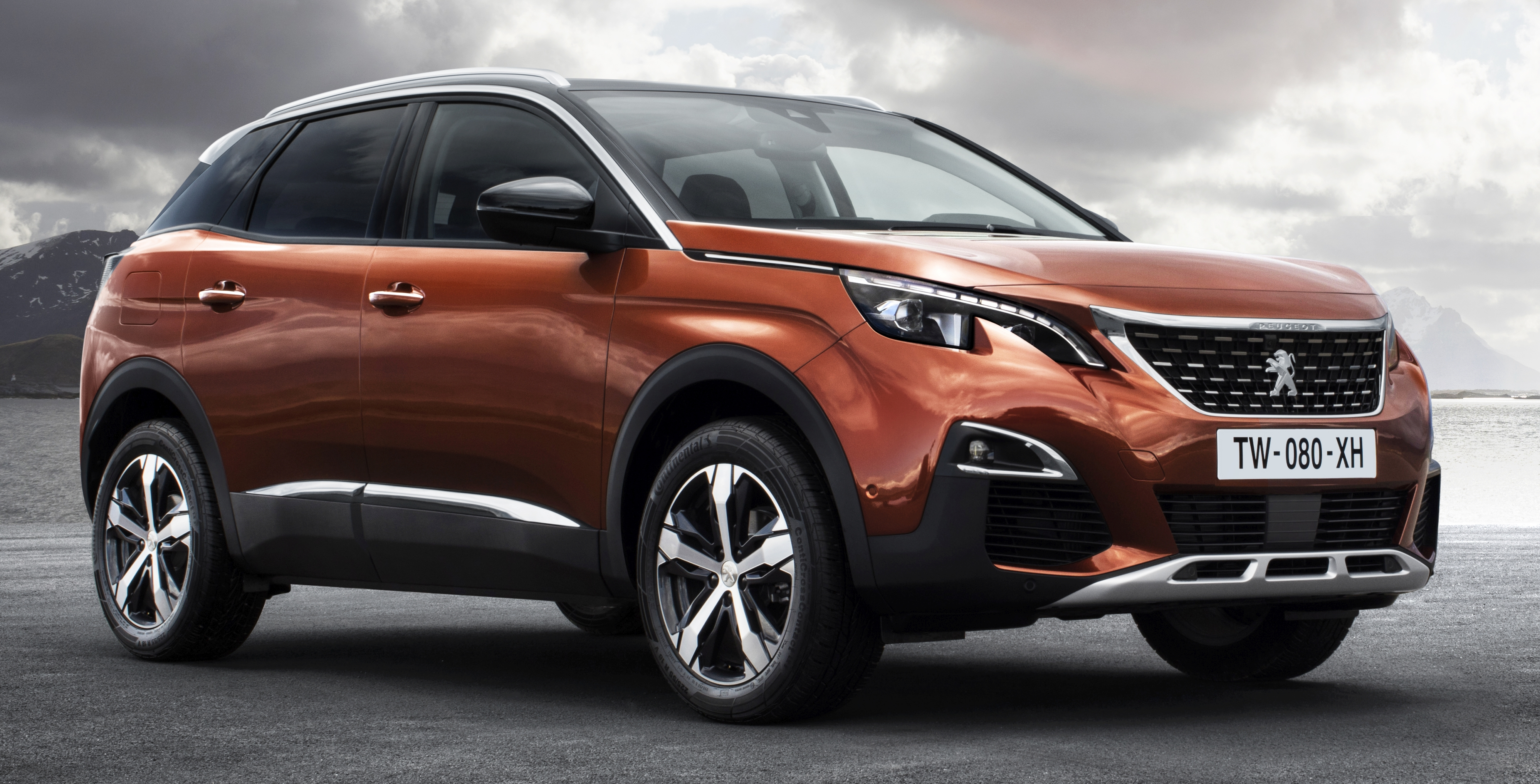 peugeot 3008 second gen suv debuts in paris image 497546